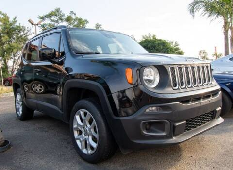 2015 Jeep Renegade for sale at GQC AUTO SALES in San Bernardino CA