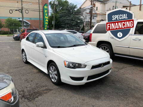 2015 Mitsubishi Lancer for sale at 103 Auto Sales in Bloomfield NJ