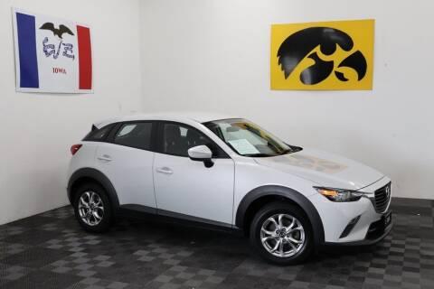 2018 Mazda CX-3 for sale at Carousel Auto Group in Iowa City IA