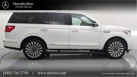 2020 Lincoln Navigator for sale at Mercedes-Benz of North Olmsted in North Olmsted OH