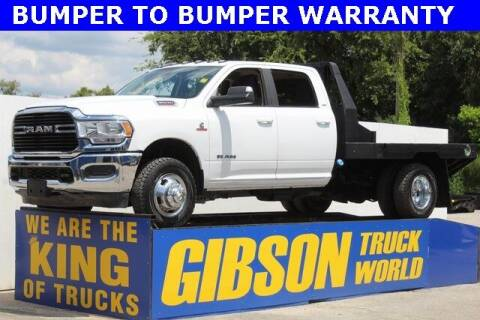 2020 RAM Ram Chassis 3500 for sale at Gibson Truck World in Sanford FL