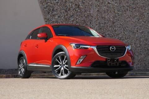 2016 Mazda CX-3 for sale at Dallas Auto Finance in Dallas TX