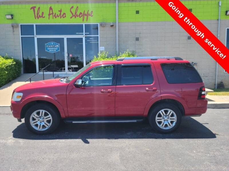 2010 Ford Explorer for sale at The Auto Shoppe in Springfield MO