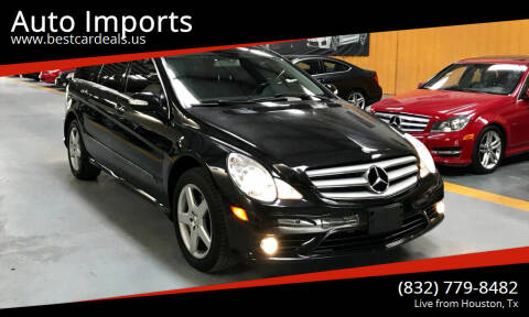 2008 Mercedes-Benz R-Class for sale at Auto Imports in Houston TX
