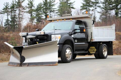 2015 Ford F-550 Super Duty for sale at Miers Motorsports in Hampstead NH