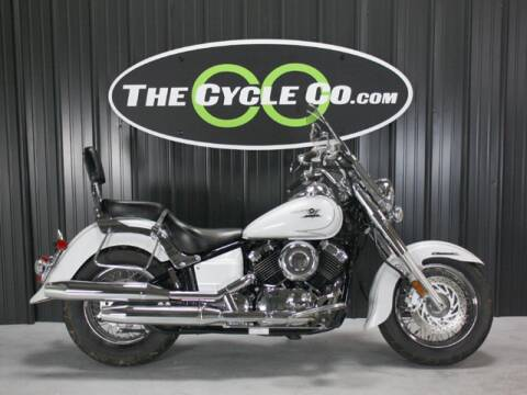 2009 Yamaha V-STAR 650 CLASSIC for sale at THE CYCLE CO in Columbus OH