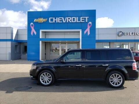2019 Ford Flex for sale at Finley Motors in Finley ND