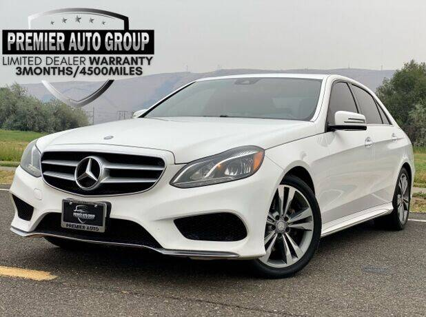 2014 Mercedes-Benz E-Class for sale at Premier Auto Group in Union Gap WA