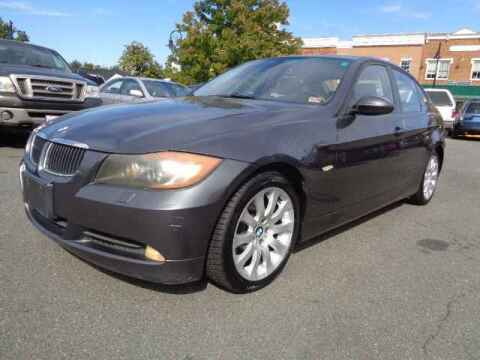 2006 BMW 3 Series for sale at Purcellville Motors in Purcellville VA
