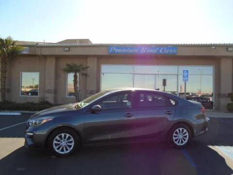 2020 Kia Forte for sale at Family Auto Sales in Victorville CA