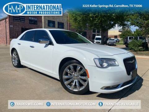 2017 Chrysler 300 for sale at International Motor Productions in Carrollton TX