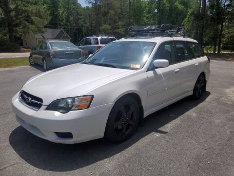 2006 Subaru Legacy for sale at Tri State Auto Brokers LLC in Fuquay Varina NC