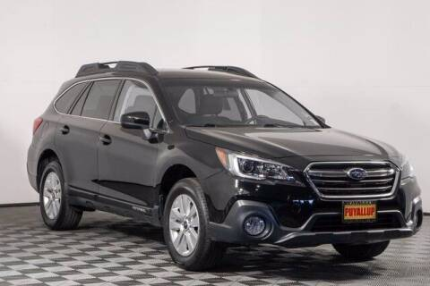 2018 Subaru Outback for sale at Chevrolet Buick GMC of Puyallup in Puyallup WA