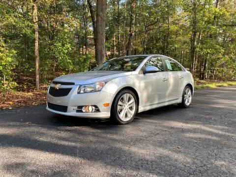 2014 Chevrolet Cruze for sale at US 1 Auto Sales in Graniteville SC