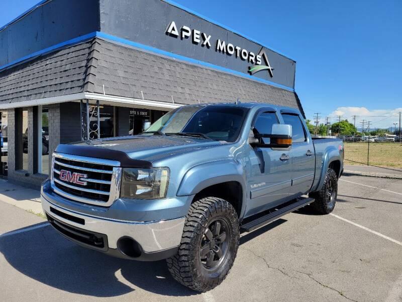 2012 GMC Sierra 1500 for sale at Apex Motors in Murray UT