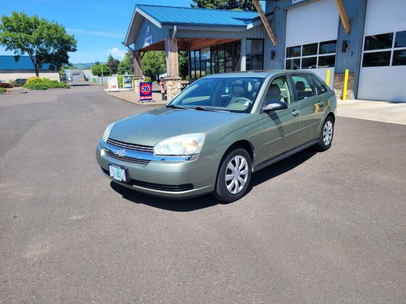 2004 Chevrolet Malibu Maxx for sale at Brookwood Auto Group in Forest Grove OR
