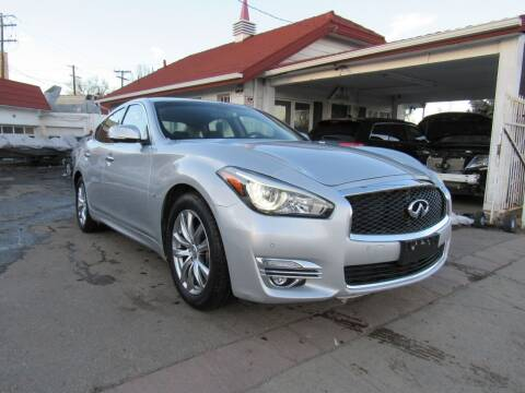 2017 Infiniti Q70 for sale at STS Automotive in Denver CO