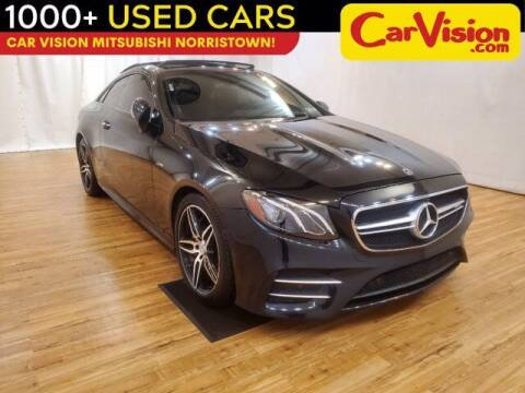 2019 Mercedes-Benz E-Class for sale at Car Vision Buying Center in Norristown PA