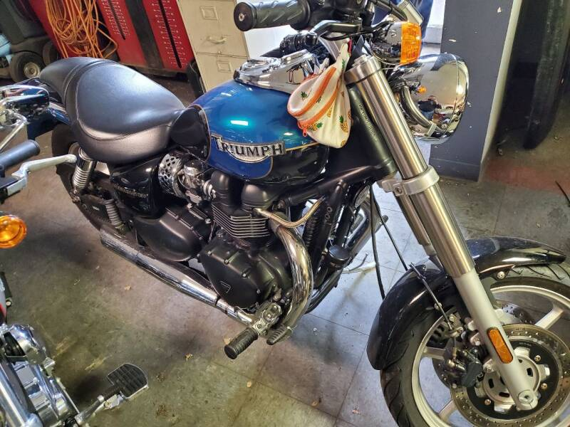 2005 Triumph Speedmaster for sale at Affordable Auto Sales & Service in Barberton OH