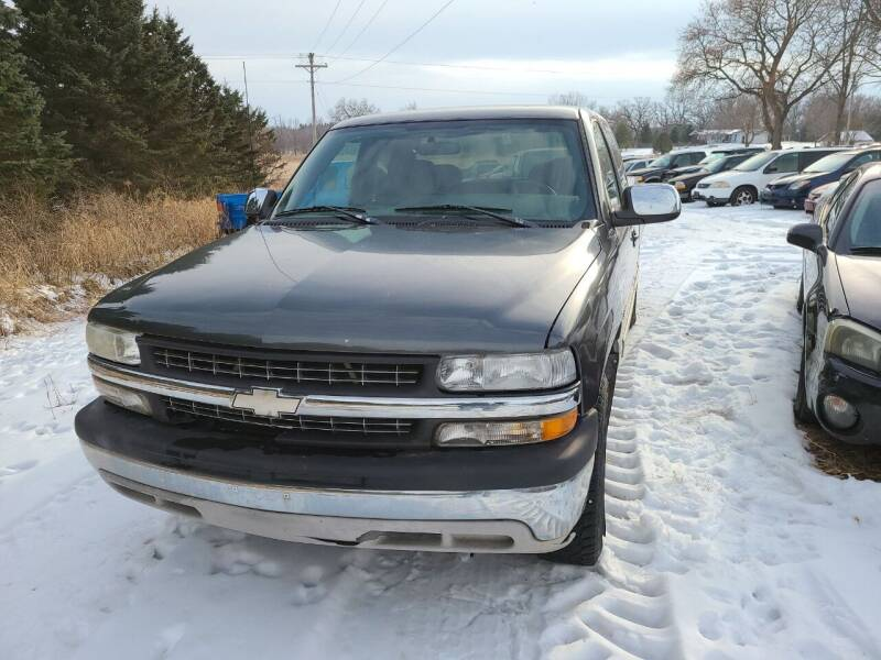 1999 Chevrolet Silverado 1500 for sale at Craig Auto Sales in Omro WI