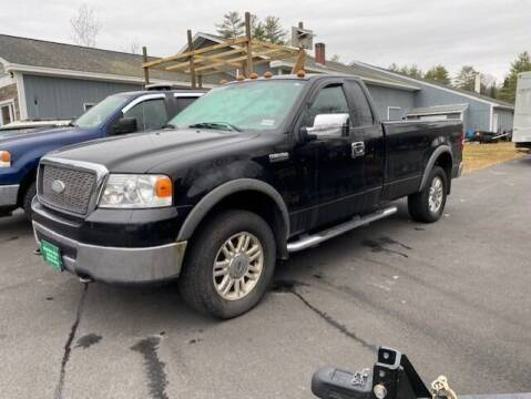 2007 Ford F-150 for sale at Mascoma Auto INC in Canaan NH