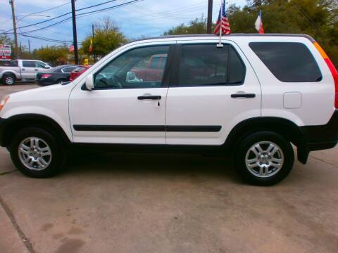 2003 Honda CR-V for sale at Under Priced Auto Sales in Houston TX