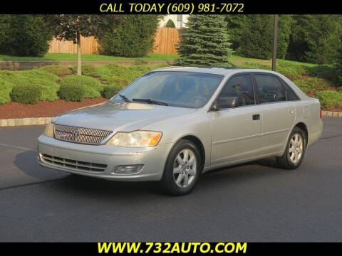 2000 Toyota Avalon for sale at Absolute Auto Solutions in Hamilton NJ