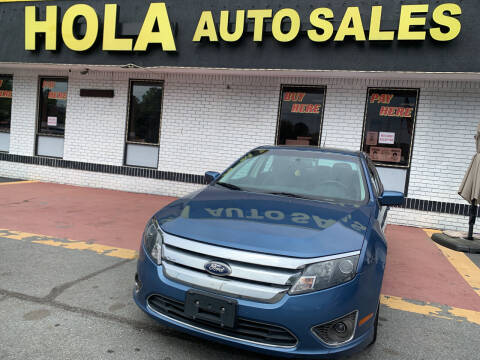 2010 Ford Fusion for sale at HOLA AUTO SALES CHAMBLEE- BUY HERE PAY HERE - in Atlanta GA