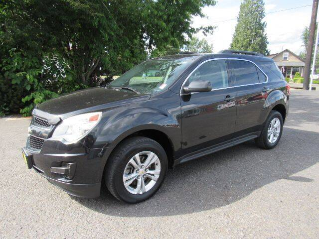 2011 Chevrolet Equinox for sale at Triple C Auto Brokers in Washougal WA