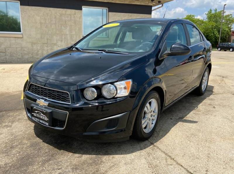 2012 Chevrolet Sonic for sale at Auto House of Bloomington in Bloomington IL