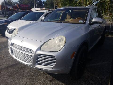 2006 Porsche Cayenne for sale at Castle Used Cars in Jacksonville FL