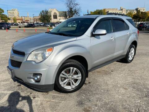 2010 Chevrolet Equinox for sale at Your Car Source in Kenosha WI