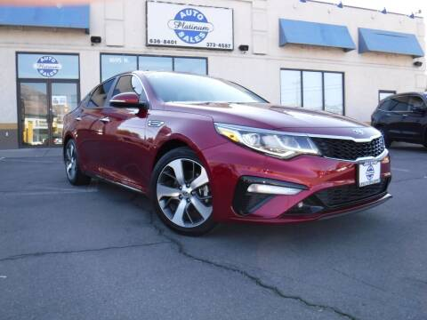 2019 Kia Optima for sale at Platinum Auto Sales in Provo UT