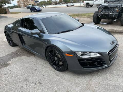 2008 Audi R8 for sale at Austin Direct Auto Sales in Austin TX