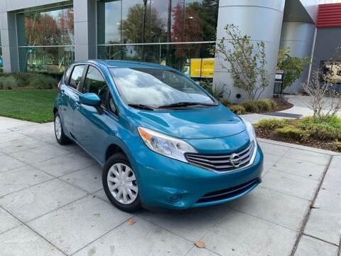 2015 Nissan Versa Note for sale at Top Motors in San Jose CA