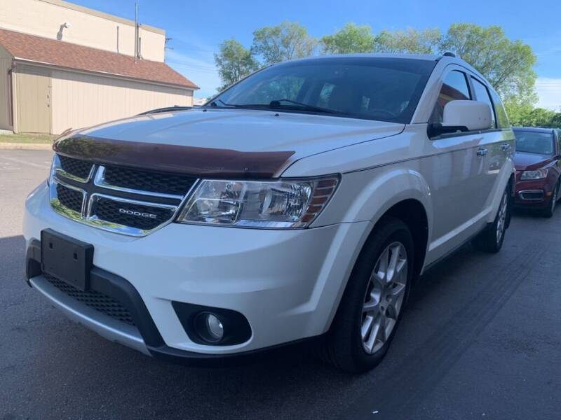 2012 Dodge Journey for sale at MIDWEST CAR SEARCH in Fridley MN