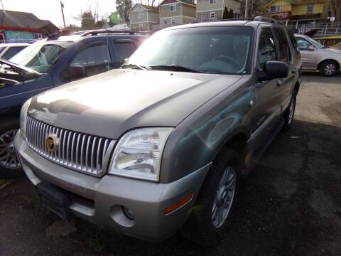 2002 Mercury Mountaineer for sale at Signature Auto Sales in Bremerton WA