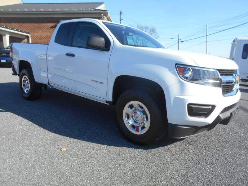 2015 Chevrolet Colorado for sale at Nye Motor Company in Manheim PA