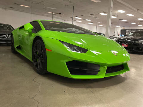 2017 Lamborghini Huracan for sale at Boktor Motors in Las Vegas NV