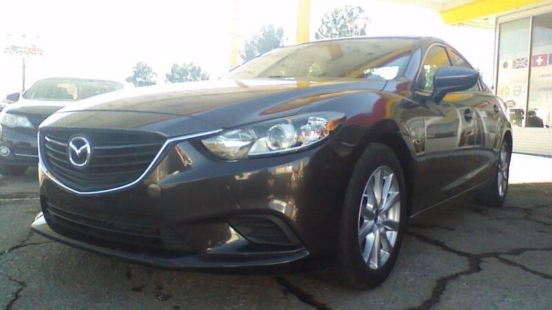 2016 Mazda MAZDA6 for sale at Fiesta Motors Inc in Las Cruces NM