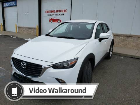 2017 Mazda CX-3 for sale at Lifetime Auto LLC in Commerce City CO