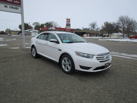 2014 Ford Taurus for sale at Padgett Auto Sales in Aberdeen SD