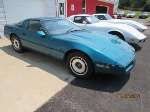 1984 Chevrolet Corvette for sale at Whitmore Motors in Ashland OH