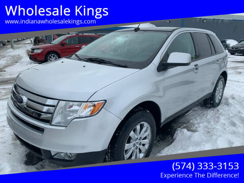 2010 Ford Edge for sale at Wholesale Kings in Elkhart IN