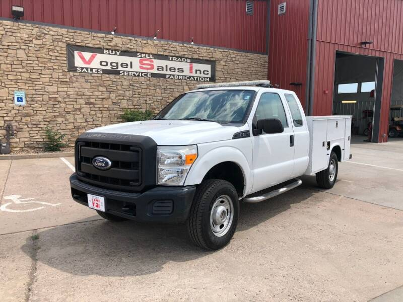 2011 Ford F-250 Super Duty for sale at Vogel Sales Inc in Commerce City CO