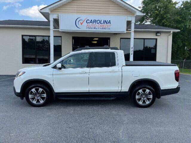 2017 Honda Ridgeline for sale in Youngsville, NC