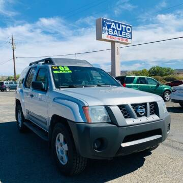 2005 Nissan Xterra for sale at Capital Auto Sales in Carson City NV