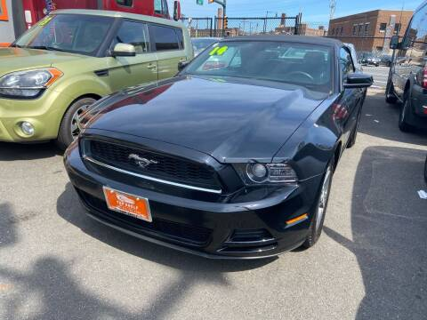 2014 Ford Mustang for sale at TOP SHELF AUTOMOTIVE in Newark NJ