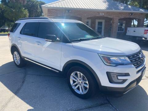 2017 Ford Explorer for sale at MITCHELL AUTO ACQUISITION INC. in Edgewater FL