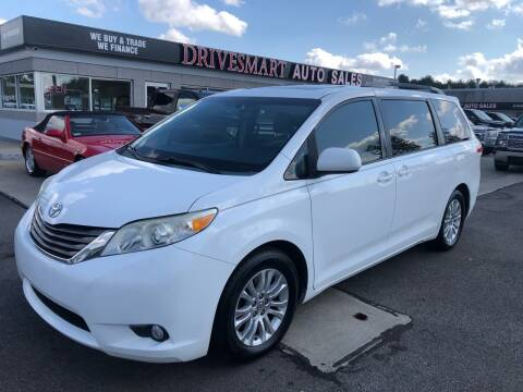 2014 Toyota Sienna for sale at DriveSmart Auto Sales in West Chester OH